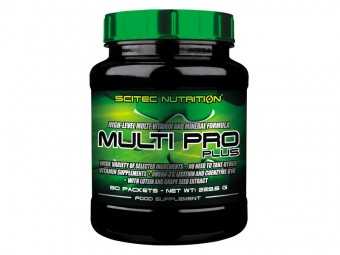 Multi Pro Plus – Multivitamine si Minerale cod - SPROP