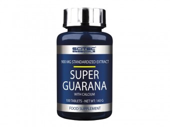 Scitec Super Guarana 100 tablete cod - SSGU